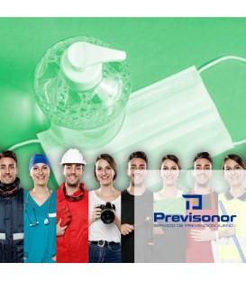 Verificación de Protocolos S.S. Trabajador adicional